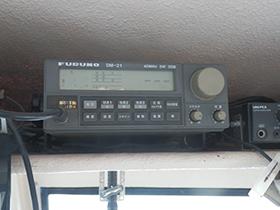 5W漁業無線機